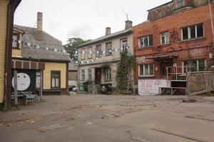 Das Autentika ist ein Underground-Club im Westen von Riga.