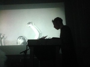 Forest Swords_UTC Leipzig am 04.03.2014
