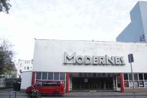Das Modernes ist der StudentInnen-Club in Bremen.