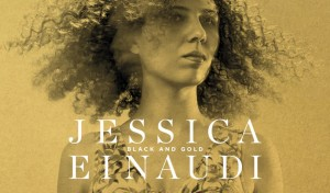 Album Cover Portrait con Jessica Einaudi